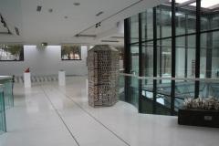 L'opera in esposizione al museo MIC di Faenza